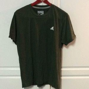 Adidas Performance T-Shirt - Cotton Blend